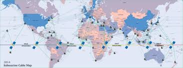 Undersea Cables How Russia Targets by The Speed Of Light Laser Light And Optus Explain Optical