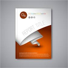 Cover Pages Designs Templates Free cover page design template free vector 16 704 free vector