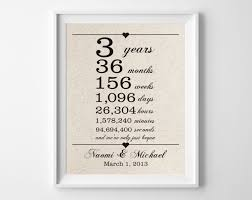 3rd year wedding anniversary gift leather 3rd wedding anniversary gifts gettingpersonal co