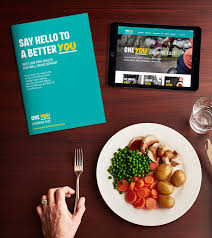 exemple am agement cuisine one you cheshire health and well being awareness advertising caign