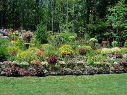 Lawn Landscaping Ideas Landscape Front Yard Landscaping On A Slope The Garden