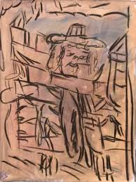 buy original charcoal abstract animal drawings online saatchi art