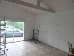 am駭ager un garage en chambre l aménagement du garage 1ere couche de peinture et cloison de la