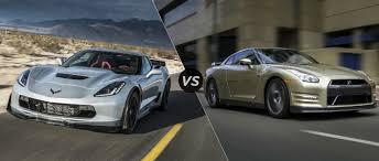 nissan gtr vs corvette z06 2016 chevy corvette z06 vs 2016 nissan gtr drive wheaton
