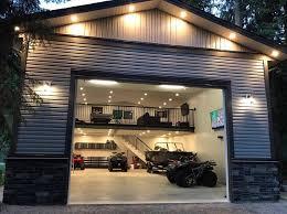 custom home garage garage goals lorne showed up his custom setup up in facebook