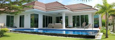 Thai Homes Jw Property Hua Hin Property For Sale Villas Condos Land Houses