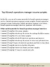 Branch Operations Manager Resume Resume Ankit Jain Icici Bank Deputy Manager Band Ii