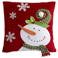 snowman pillow xmas lovin pinterest felt snowman snowman
