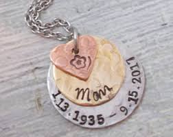 Personalized Photo Jewelry Personalized Memorial Jewelry Etsy