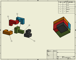 puzzle cube project pre engineering