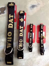 mardi gras pet collar fleurty home black and gold nola pet collar pet collars gold and black
