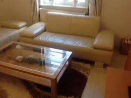 sofa designer marken designer leder sofa set marke w schillig in bayern