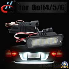 vw cc tail light bulb type china led number plate light bulb license plate l for vw golf 4