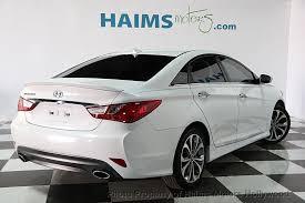 hyundai sonata 2014 2014 used hyundai sonata 4dr sedan 2 0t automatic se at haims