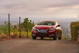 nissan leaf ad the all new 2018 nissan leaf is off to a really start