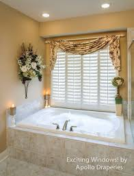 window treatment ideas for bathroom opulent design ideas bathroom window curtain decorating curtains