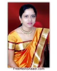 Seeking Pune Free Matrimonial Site Geeta 32 Digambar Marathi Pune On