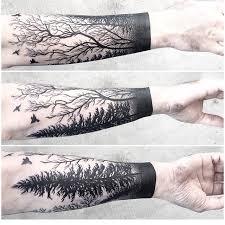 tree arm sleeve venice designs