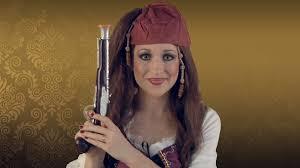 women u0027s pirate costume makeup tutorial youtube