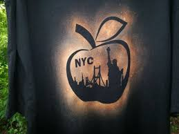 newyork city apple tattoo design on wrist photos pictures and