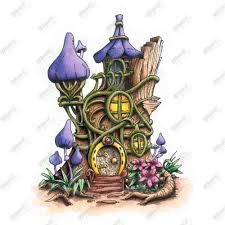 fairy house craft zoes craft blog u2013 fairy tree house digi is now