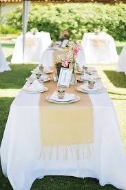 Outdoor Backyard Wedding A Couple U0027s Personal Reflection Shines Through In Their Southern