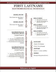 windows 7 resume template ten great free resume templates