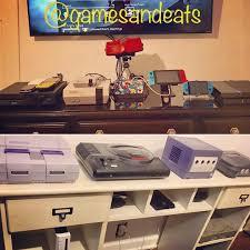 gameroom roomofdoom gamer videogames gaming video games nes
