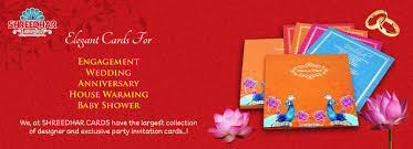 Invitation Card For Engagement Ceremony Home Page Shreedhar Cards