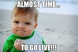 Meme Live - almost time to go live meme success kid original 77332