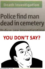 Meme Blender - what are some funny you don t say memes quora