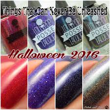 halloween swirl lollipops lollipop posse lacquer things that can never be unleashed