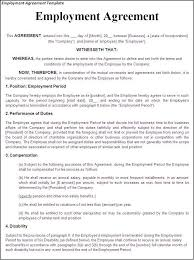 employment contract independent contractor creative resumes