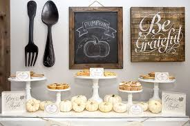 kara s ideas thanksgiving dessert table free printables