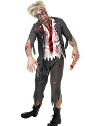 Scariest Halloween Costume Scary Halloween Costumes Bloody Zombie Halloween Costumes