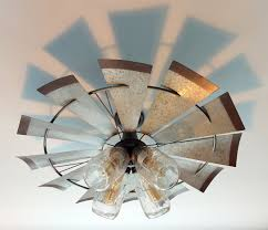 Farmhouse Ceiling Light Fixtures Jar Windmill Farmhouse Ceiling Light Fixture The L Goods