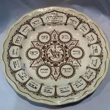 buy seder plate 54 best seder plates images on passover seder plate