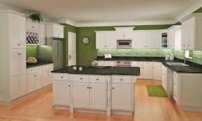 RTA White Shaker Stylish Kitchen Cabinets - Shaker white kitchen cabinets