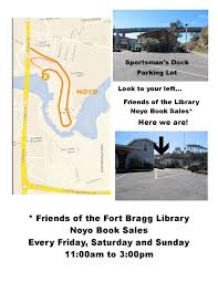 Fort Bragg Map Friends Of The Fort Bragg Library Book Sales