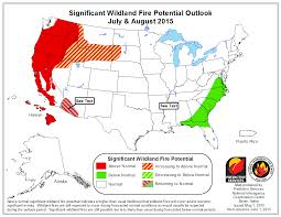 Fire Map Oregon by Fearing The Burn Nrdc