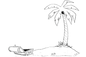 coloring pictures of a palm tree palm tree coloring pages printable kids more travelsonline info
