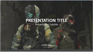 video game powerpoint template 7753 free powerpoint video game
