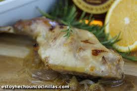 comment cuisiner du lapin recette de lapin au romarin orange et sirop d érable lapin au four