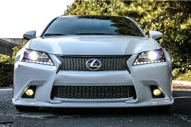 dark green lexus lexus morimoto xb led fogs gs350 is350 rx350 led fog lights