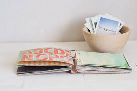 small photo album make a mini album with a vintage book cover make and takes