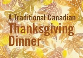 sold out a traditional canadian thanksgiving dinner hart house