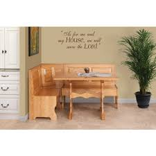 kitchen nooks kitchen nook w trestle table peaceful valley amish furniture