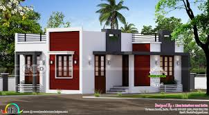 640 sq ft small budget modern home kerala home design and floor
