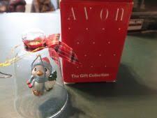 avon ornaments ebay