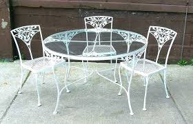 cast iron outdoor table white cast iron patio furniture white cast iron patio chairs